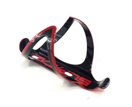 Supacaz Fly 3K Carbone Vélo Bouteille d/'eau Cage rouge 20 g