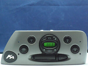 Image Is Loading Ford Ka Radio Cassette Tape Player Code