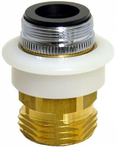 Dishwasher Parts Snap Coupling Adapter Chrome-Plated Brass Built-in Snap Nipple