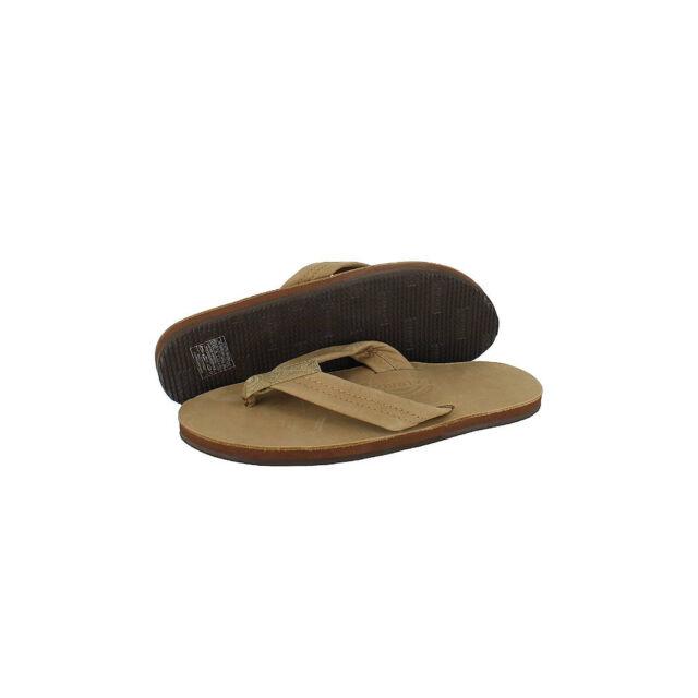 a011d2085 Rainbow Sandals Premier Leather Single Layer Sierra Brown 301alts US ...