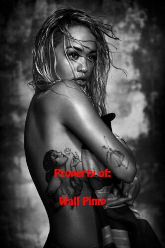 RITA ORA Poster Hollywood Celebrities Stars Idol Prints Movie 1