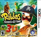 Rabbids: Travel in Time 3D (Nintendo 3DS, 2011)