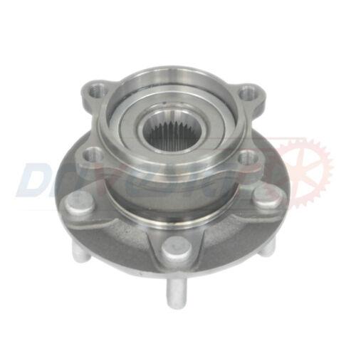 Premium Quality KD352615XB Rear Wheel Hub /& Bearing Assembly Lifetime Warranty