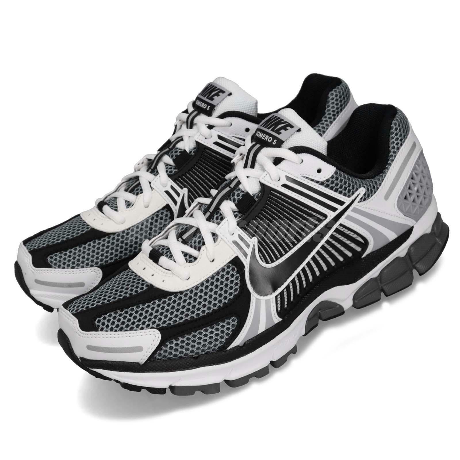 Nike Zoom Vomero 5 SE SP V Dark grigio nero Men Running scarpe scarpe da ginnastica CI1694-001
