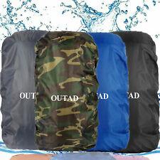 1Pc Waterproof Dust Rain Cover Travel Hiking Backpack Camping Rucksack Bag SP
