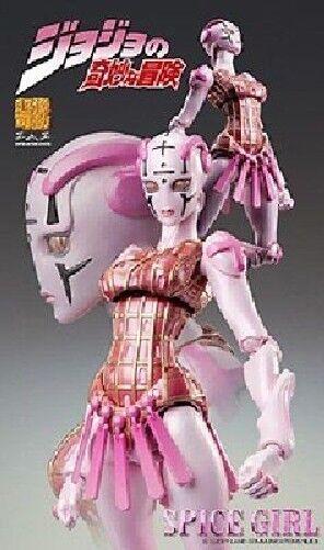 Super azione Statue Statue Statue 52 Spice Girl Hirohiko Araki Specify Coloreeee Ver. cifra 527692
