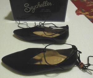889543182578 Seychelles Bijenkorf 5 maat zwart schoenen m 7 lederen in Msrp110 Nib sBtrxQdhC