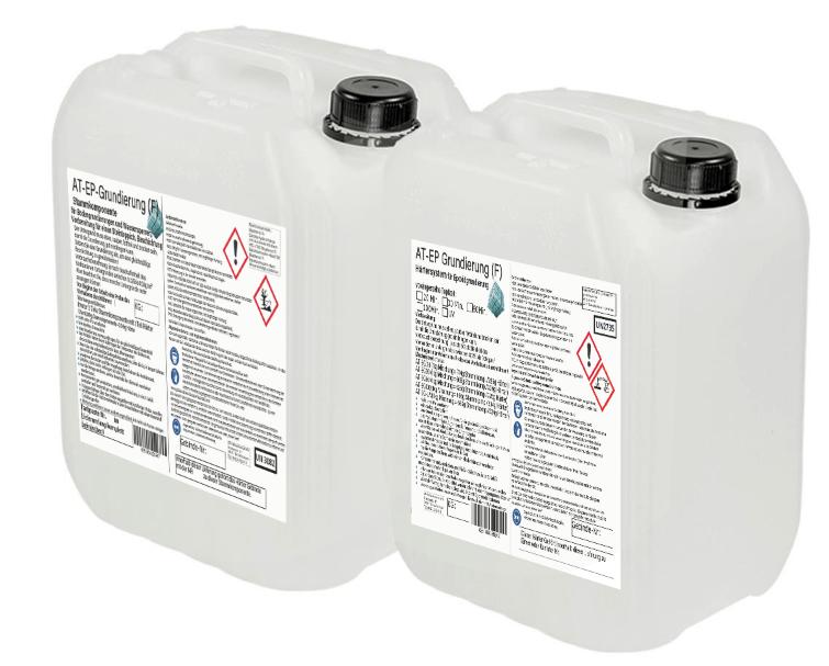 AT-ESTG30 20 kg Epoxidharz Bodenversiegelung Marmorsteine Steinteppich TP30min