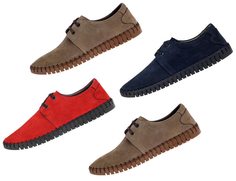 Neuf Artiker Hommes Cuir Véritable Chaussures Basses Baskets à Lacets