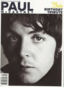 Image Is Loading PAUL McCARTNEY 75th Birthday Tribute 2017 Conde Nast