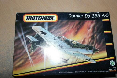 MATCHBOX 1:72 DORNIER DO 335 A-6  40135