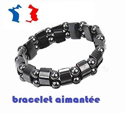 bracelet magnetique femme avec aimant