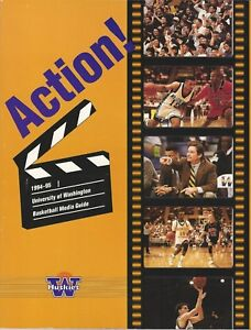 1994-95-University-of-Washington-Basketball-Media-Guide