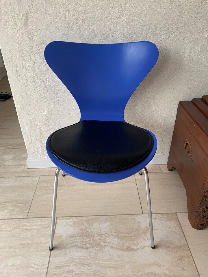 Arne Jacobsen, Syver stol, 2x stole – dba.dk – Køb og Salg