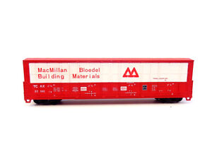 N Macmillan Thrall All Door Boxcar Various Rd. #'s  Red Caboose #RN-17425 vmf121
