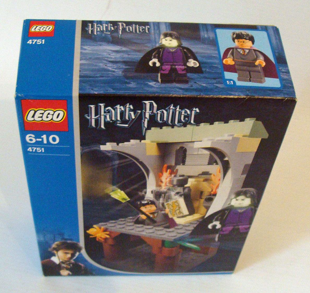 Lego® Harry Potter 4751 Harry und die Karte des Rumtreibers 106 Teile Neu New