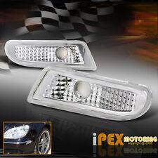 Mercedes 00-06 Benz W220 S-Class S430 S500 S600 Signal Side Marker Bumper Light