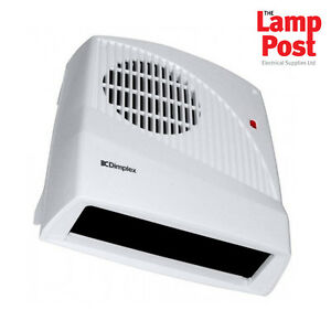 Image Is Loading Dimplex Bathroom Downflow Wall Fan Heater Plus Timer