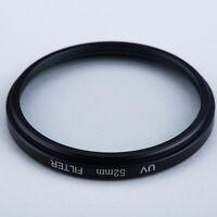Haze 52mm 52 UV Filter for DSLR/SLR/DC/DV Camera Lens Protection Protector ME