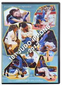 DVD 101 Judo Ippons 2013, Judo   PUR und EXZESSIV
