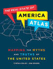 The Real State of America Atlas: Mapping the Myths and Truths of the United States by Joni Seager, Cynthia H. Enloe (Paperback, 2011)