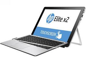"HP Elite X2 1012 G2 2 in 1 Laptop Tablet i7-7600U 2.8GHZ 8GB 256GB 12"" 2K TOUCH"
