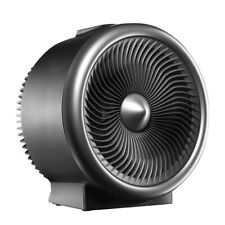 2 in 1 Portable Heater, High Velocity Fan, Cooling & Heating for Home or Office