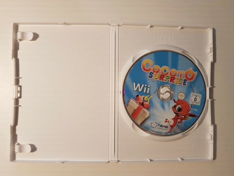Cocoto Surprise, Nintendo Wii