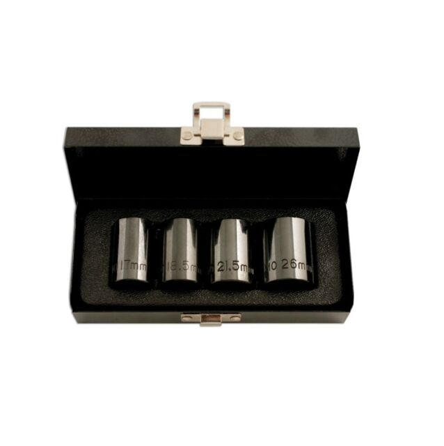 Laser Tools 3464 Emergency Wheel Nut Remover - 4pc