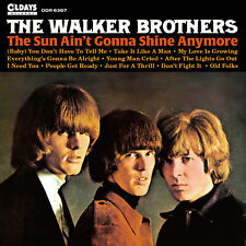The Walker BRORS Sun Ain't Gonna Shine Anymore Odr6367 CD Japan 2017