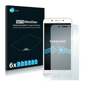6x-Asus-ZenFone-Max-ZC550KL-Screen-Protector-Plastic-Film-Screen-Guard-Ultra
