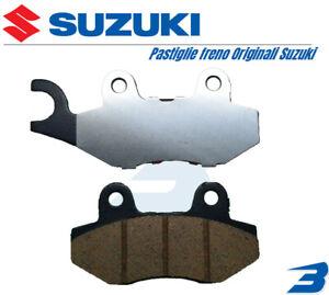 kit pastiglie freno anteriori originali SUZUKI AN BURGMAN 400 2013 2014 2015
