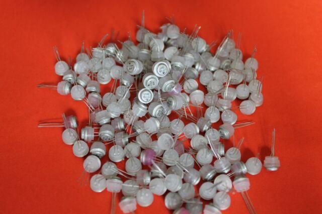 Transistors germanium GT115A = 2N107, 2SB261, 2SB39, AC107  USSR Lot of 20 pcs