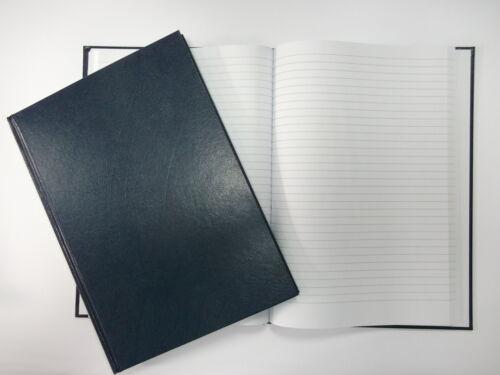 A5 MANUSCRIPT BOOK 96 LEAF 192 PAGES LINED AND HARDBACK