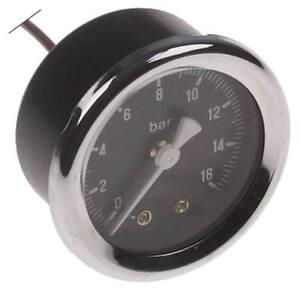 Manometer 0-16bar für Espressomaschine mit Markierung bei 8-10 - Dessau-Rosslau, Deutschland - Manometer 0-16bar für Espressomaschine mit Markierung bei 8-10 - Dessau-Rosslau, Deutschland