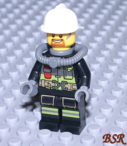 LEGO® City Minifig Feuerwehrmann /& NEU ! Figur SB08-09