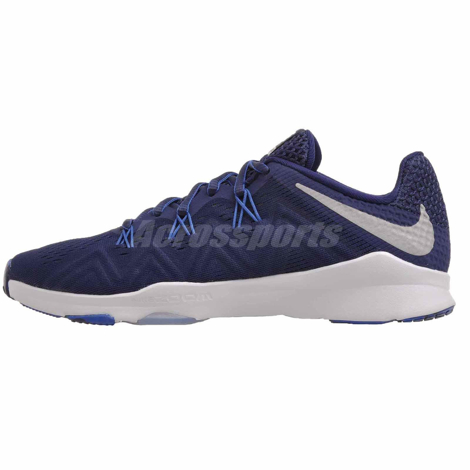 Nike W Zoom Condition TR Indigo Cross 917712-400 Training Chaussures femmes Bleu 917712-400 Cross 545c11