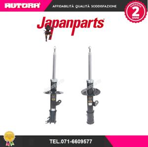 KIT91-Coppia-ammortizzatori-ant-Fiat-Panda-169-MARCA-JAPANPARTS