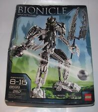 LEGO BIONICLE #8699 WARRIOR TAKANUVA NEW IN DAMAGED BOX