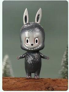 HOW2WORK x  Kasing Lung Labubu Mini Figure Designer Toy Art Figurine Light Green