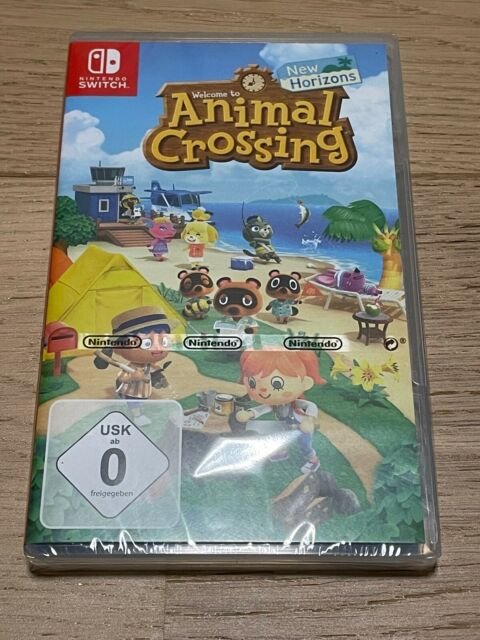 Animal Crossing: New Horizons (Nintendo Switch, 2020)