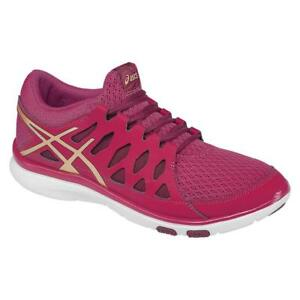 Image is loading Asics-Gel-Fit-tempo-2-training-shoes-trainers-