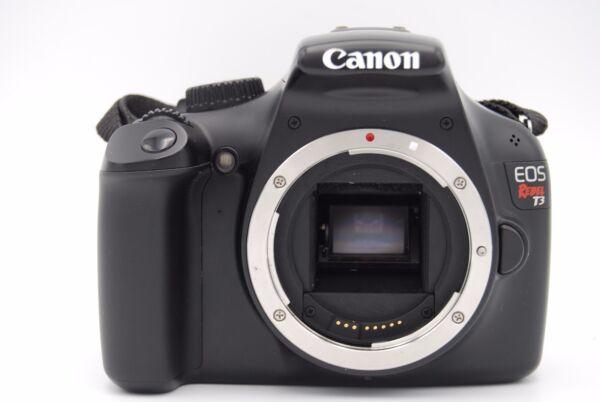 SystéMatique Canon Eos 1100d / Rebel T3 12.2 Mp Appareil Photo Avec Ef-s 18-55mm F/3.5-5.6