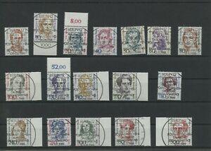 Germany-Berlin-All-Women-Mi-770-849-Postmarked-Used-Complete-Stamp-Berlin