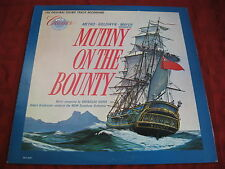 LP OST BRONISLAU KAPER Mutiny On The Bounty MCA US 1988