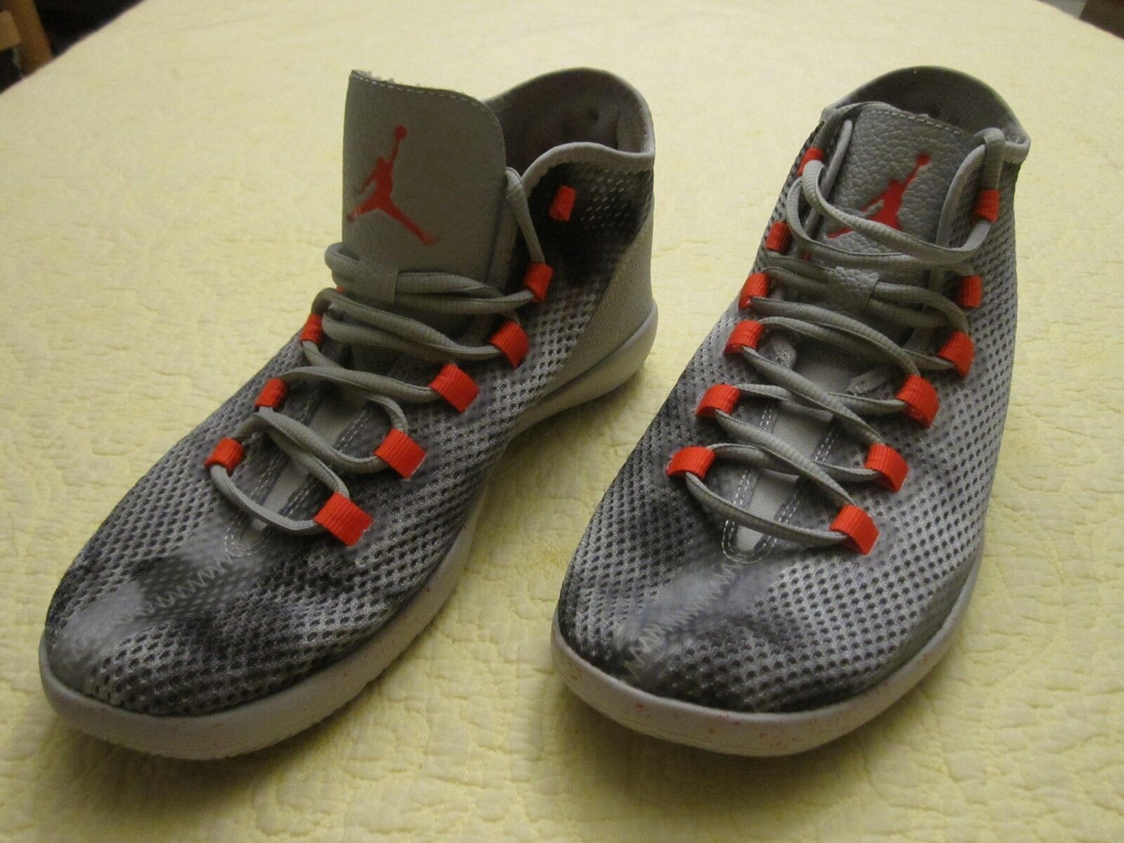 Nuove nike jordan rivelano premio lupo sz grigio scarpe da basket sz lupo 9,5 (834229-015) c187f5