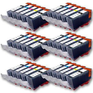 30x Patrone für Drucker Canon Pixma IX 6800 IX 6850 MG 6600 MG 6650 mit Chip - Thüringen, Deutschland - 30x Patrone für Drucker Canon Pixma IX 6800 IX 6850 MG 6600 MG 6650 mit Chip - Thüringen, Deutschland