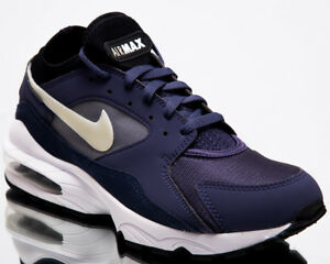 Details about Nike Air Max 93 Purple Men New Neutral Indigo Lifestyle Sneakers 306551 500