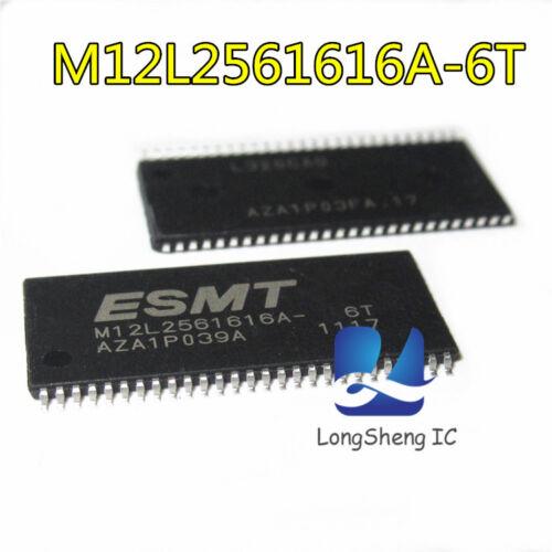 5PCS M12L2561616A-6TG2K M12L2561616A-6T TSOP-54 new