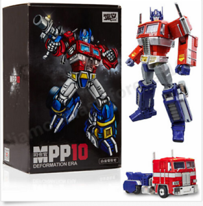 Transformers MPP10 G1 Optimus Prime Toy Action Figure New in Box 30CM